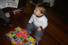 AJ first Bday 2005 028