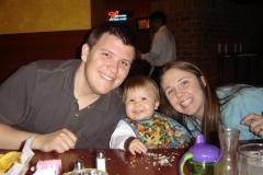 AJ first Bday 2005 030