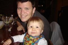 AJ first Bday 2005 032