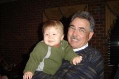 AJ first Bday 2005 048