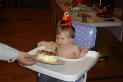 AJ first Bday 2005 051