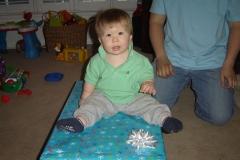 AJ first Bday 2005 058