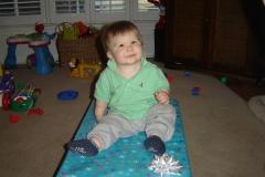 AJ first Bday 2005 059